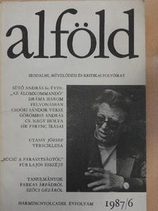 Cs. Nagy Ibolya - Alföld 1987. június [antikvár]