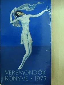 Albert Zsuzsa - Versmondók könyve 1975 [antikvár]