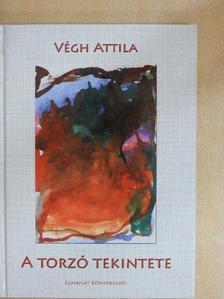 Végh Attila - A torzó tekintete [antikvár]