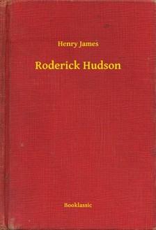 Henry James - Roderick Hudson [eKönyv: epub, mobi]