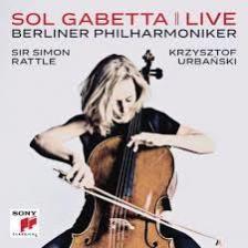 ELGAR, MARTINU - LIVE CD SOL GABETTA