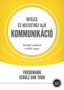 Schulz von Thun, Friedemann - Hiteles és helyzethez illő kommunikáció