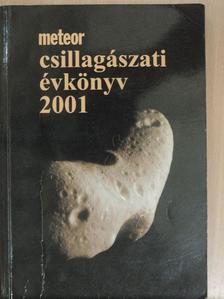 Szabó Róbert - Meteor csillagászati évkönyv 2001 [antikvár]