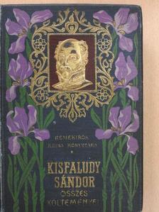 Kisfaludy Sándor - Kisfaludy Sándor összes költeményei II. (töredék) [antikvár]