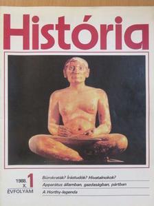Antall József - História 1988/1-6. [antikvár]