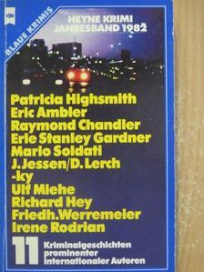 -ky - Heyne Krimi Jahresband 1982 [antikvár]