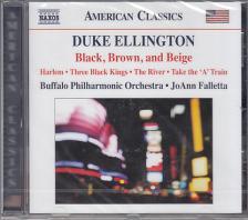 Ellington, Duke - BLACK, BROWN AND BEIGE CD JoAnn FALLETTA