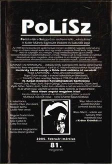 TURCSÁNY PÉTER - Polísz 2005. február-március [antikvár]