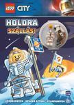 LEGO City Holdra szállás! - ajándék űrhajós minifigurával