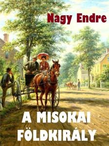 Nagy Endre - A misokai földkirály [eKönyv: epub, mobi]