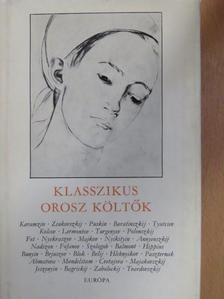 Afanaszij Fet - Klasszikus orosz költők II. (töredék) [antikvár]