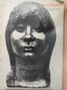 B. Supka Magdolna - Művészet 1969. április [antikvár]