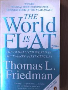 Thomas L. Friedman - The World is Flat [antikvár]