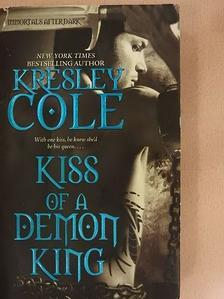 Kresley Cole - Kiss of a demon king [antikvár]