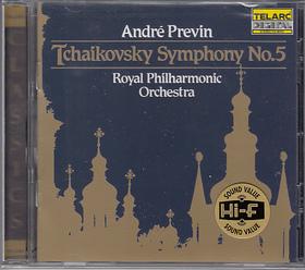Tchaikovsky - SYMPHONY NO.5. CD