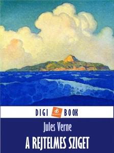 Jules Verne - A rejtelmes sziget [eKönyv: epub, mobi]