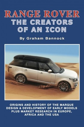 Bannock Graham - Range Rover The Creators of an Icon [eKönyv: epub, mobi]