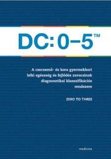 Zero The Three - DC:0-5TM A csecsemő és kora gyermekkori lelki egészség és fejlődés zavarainak diagnosztikai klasszifikációs rendszere