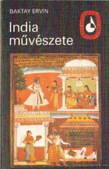 Baktay Ervin - India művészete II. kötet [antikvár]