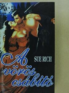 Sue Rich - A vörös csábító [antikvár]