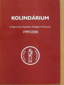Altnéder Miklós - Kolindárium 1999/2000 [antikvár]