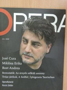 Balogh Gyula - Opera 2014. nyár [antikvár]
