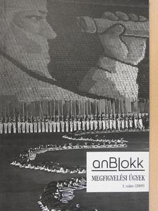 Berkovits Balázs - anBlokk 2009/3 [antikvár]