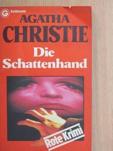 Agatha Christie - Die Schattenhand [antikvár]
