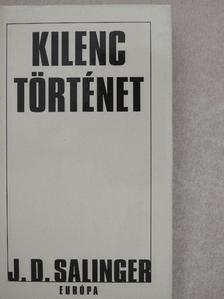 J. D. Salinger - Kilenc történet [antikvár]