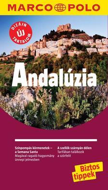 Andalúzia - Marco Polo - ÚJ TARTALOMMAL!