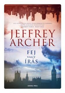 Jeffrey Archer - Fej vagy írás [eKönyv: epub, mobi]
