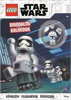 LEGO Star Wars Birodalmi kalandok - ajándék első rendbeli rohamosztagos minifigura