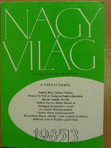 Andrej Belij - Nagyvilág 1985. március [antikvár]