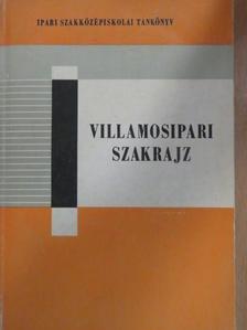 Kováts Imréné - Villamosipari szakrajz [antikvár]