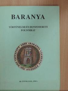 Bán Péter - Baranya 1990/1. [antikvár]