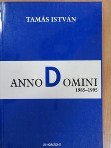 Tamás István - Anno Domini [antikvár]