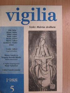 Angelus Silesius - Vigilia 1988. május [antikvár]