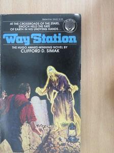 Clifford D. Simak - Way Station [antikvár]