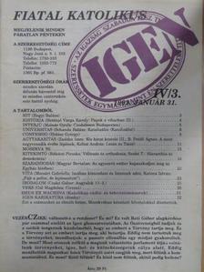 Czakó Gábor - Fiatal katolikus 1992. január 31. [antikvár]