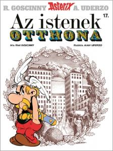 Asterix 17. - Az istenek otthona