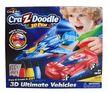 Cra-Z-Art 3D Határtalan fantázia jármű vagy szuperhős készítő