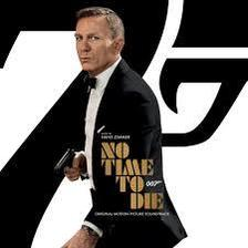FILMZENE - NO TIME TO DIE / 007 JAMES BOND - CD
