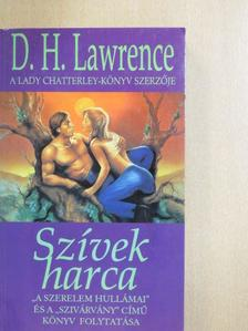 David Herbert Lawrence - Szívek harca [antikvár]
