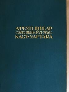 Ada Negri - A Pesti Hirlap Nagy Naptára az 1929. közönséges évre [antikvár]
