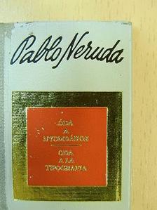 Pablo Neruda - Óda a nyomdához (minikönyv) (számozott) [antikvár]