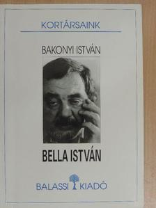 Bakonyi István - Bella István [antikvár]