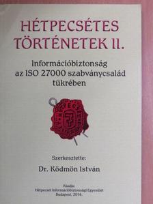 Cseh Zsolt - Hétpecsétes történetek II. [antikvár]