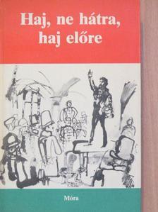 Ady Endre - Haj, ne hátra, haj előre [antikvár]