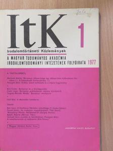 Bán Imre - Irodalomtörténeti Közlemények 1977/1. [antikvár]