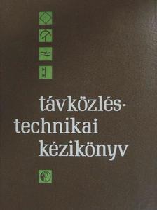 Dr. Benkő József - Távközléstechnikai kézikönyv [antikvár]